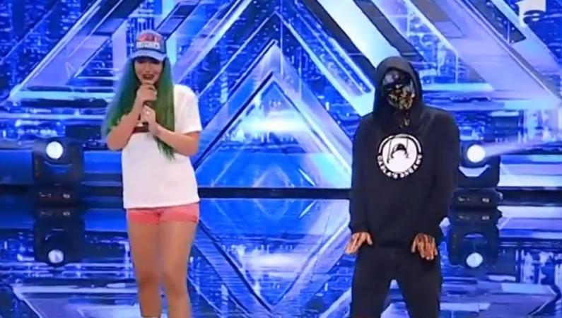 Prestaţie de excepţie la X Factor! Carla's Dreams Andreea - Sub Pielea Mea