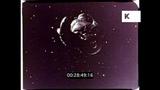 Science Fiction Space Walk, Late 1950s Retro Futurism, 16mm