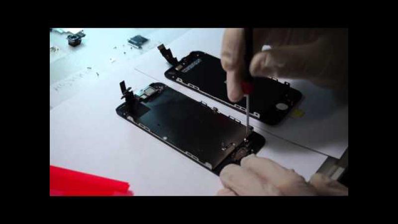 Как заменить экран на смартфоне