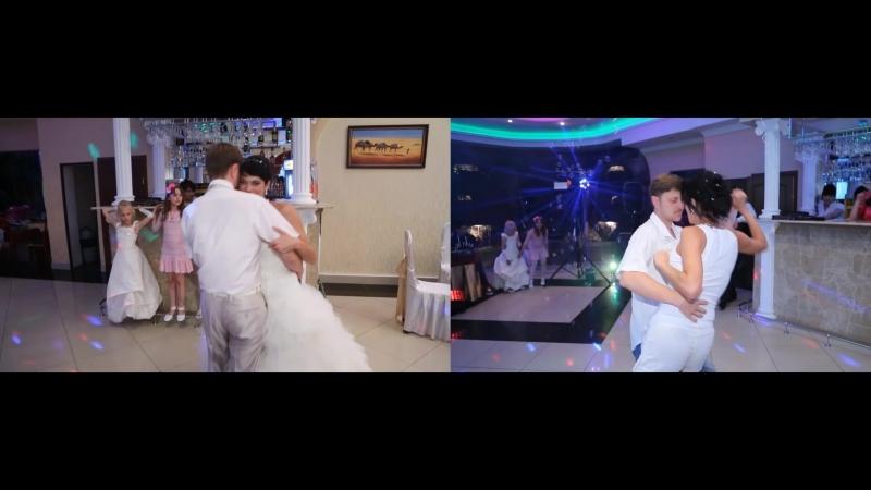 На свадьбе! Жених посвятил песню любимой!