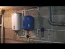 Монтаж водопровода и канализации в подвале загородного дома