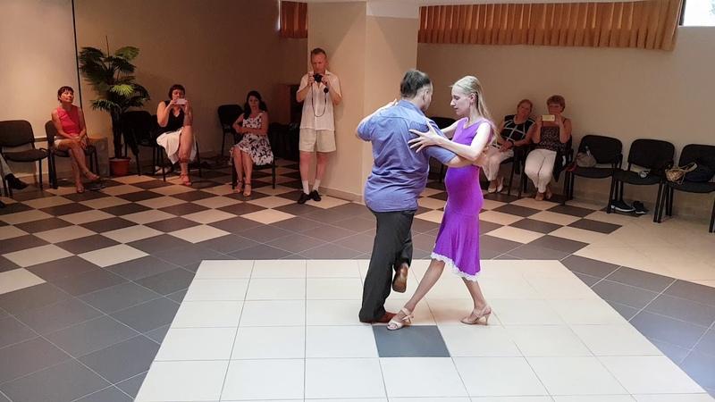 Alex Vitaly Maria Vlady Tango class resume in Sochi alexvitalymariavlady моретанго