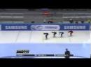 2013/2014 Shorttrack World Cup3 ТУРИН. Ladies 1000m Quarterfinal4 С УЧАСТИЕМ ТАТЬЯНЫ БОРОДУЛИНОЙ!