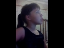 Милана Копысова - Live