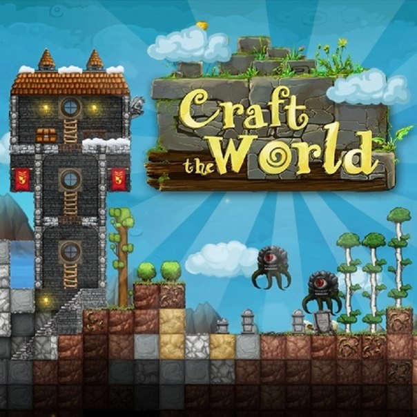 Craft the World #1