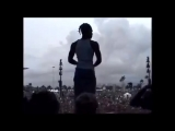 VHS-съемка выступления XXXTentacion на фестивале Rolling Loud [НШ]