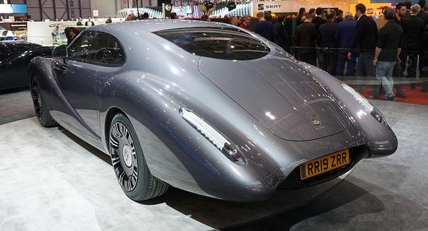 Подробнее : Купе Eadon Green ZRR: Rolls-Royce в стиле ар-деко