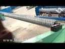 1 hexagonal wire netting machine,hex mesh making machine