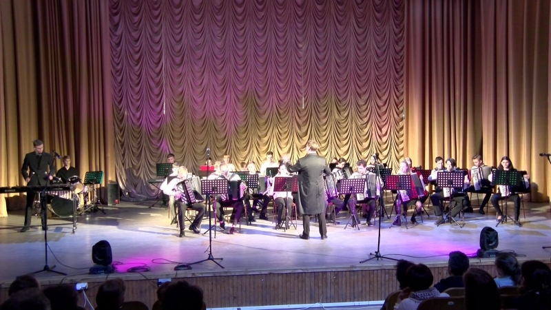 А Хачатурян Танец с саблями