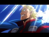 Boku no Hero Academia: The Two Heroes - спец. трейлер.