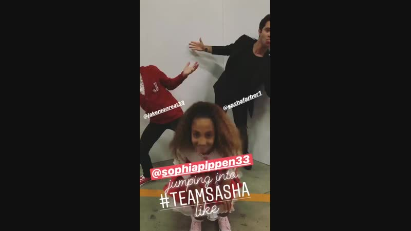 Instagram 2018 338 - DWTS Jr