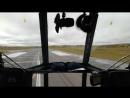 Аэропорт Ухта. Взлёт Ми-8