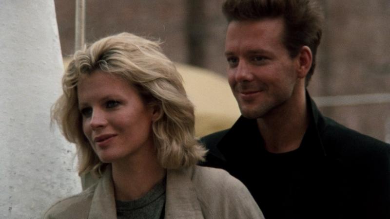 Bryan Ferry - Slave To Love. Микки Рурк и Ким Бейсингер в фильме 9 1/2 недель 1985г.