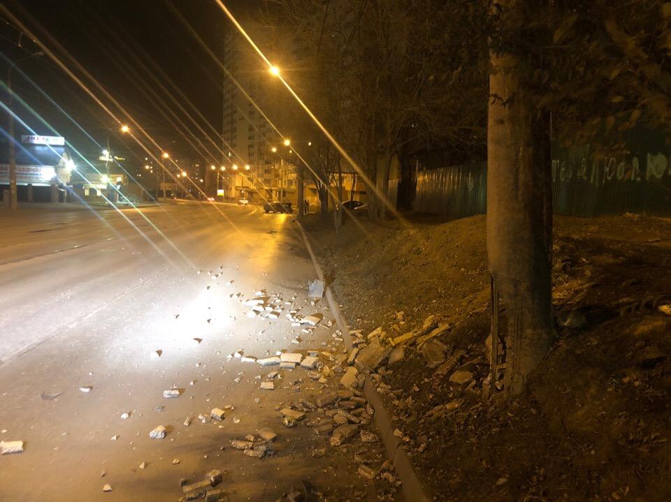 Невезучий «делимобиль»: В Самаре пьяный водитель разбил еще одно арендованное авто