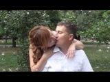 Свадебный клип под песню Даши Русаковой - Твой поцелуй