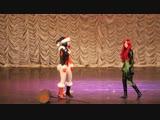 3.3. ДЕФИЛЕ НЕАЗИЯ № 1 dc comics harley quinn (Harley Quinn, Poison Ivy) - Таран Недобитый Скальд, Розали, Москва