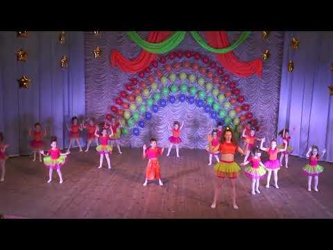 Колектив сучасного танцю ''New Dance'', м Добропілля