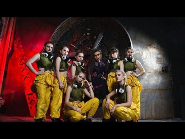 танцевальный клип Радиация классный танец под музыку Miyagi Эндшпиль от студии Diva dance