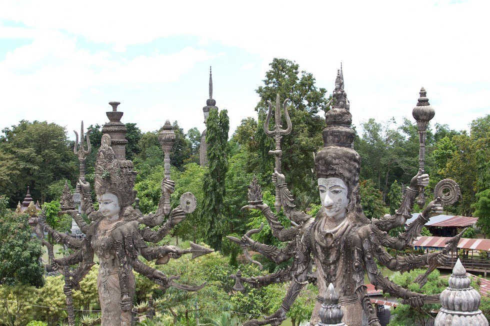 Парк Сала Кеоку. Тайланд VSND7MYVXtg
