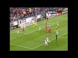 Juventus - Lyon 1-0 Andrea Pirlo Amazing Goal 10/4/2014