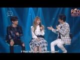 180422 Wendy (Red Velvet), Eric Nam @ 'Yoo Hee-Yeol's Sketchbook' [рус. саб]