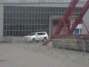 Toyota Land Cruiser steep climb POLAND
