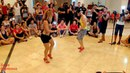 Band Odessa *Обручальное колечко* Танцуют Хорхе Атака и Таня Алемана