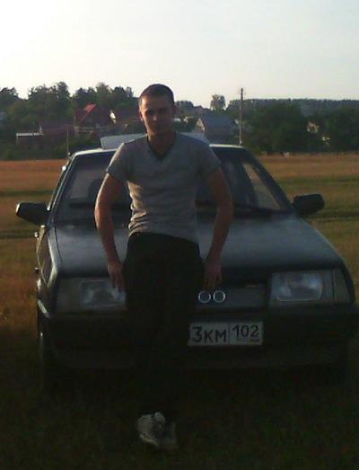 Николай Шабрин, 18 ноября , Иглино, id136009739