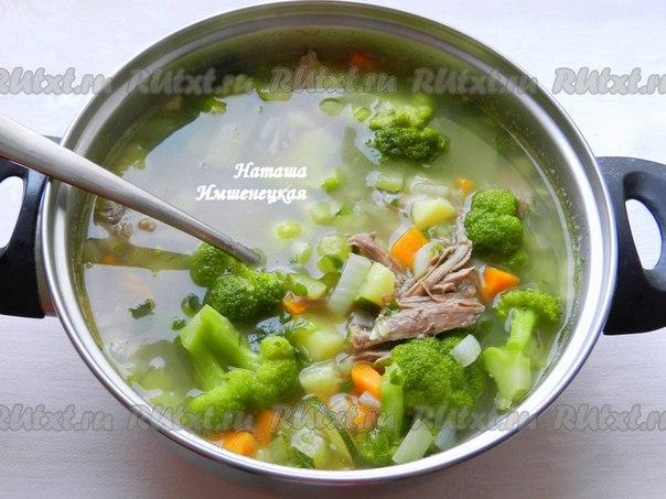 Брокколи мясом рецепты фото