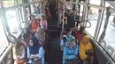 Сдай пластик – получи билет на автобус: пилотный проект в Индонезии