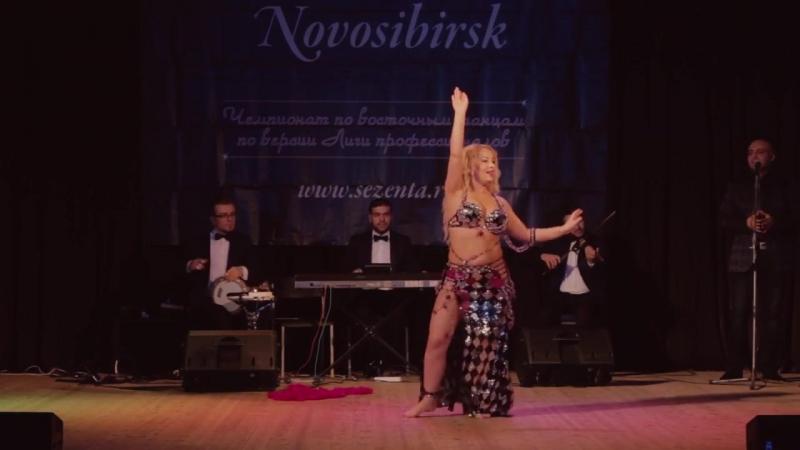 Ирина Игнатова. Raqs Al Malak - 2017