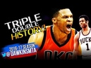 The Game Westbrook BROKE NBA Triple-Double RECORD With 50 Pts a Game-WiNNER!   FreeDawkins