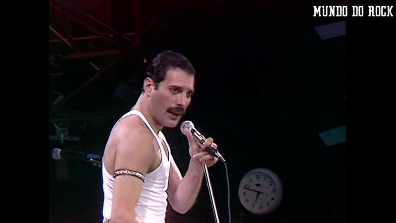 Queen - Live AID 1985 Full Concert (Best Version) (HD)