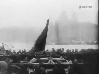 Вставай, поднимайся, рабочий народ! Русская Марсельеза фильм Октябрь