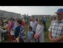 Курбан Байрам в парке Победы
