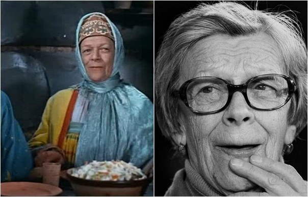Актёры из советской сказки «Морозко» годы спустя