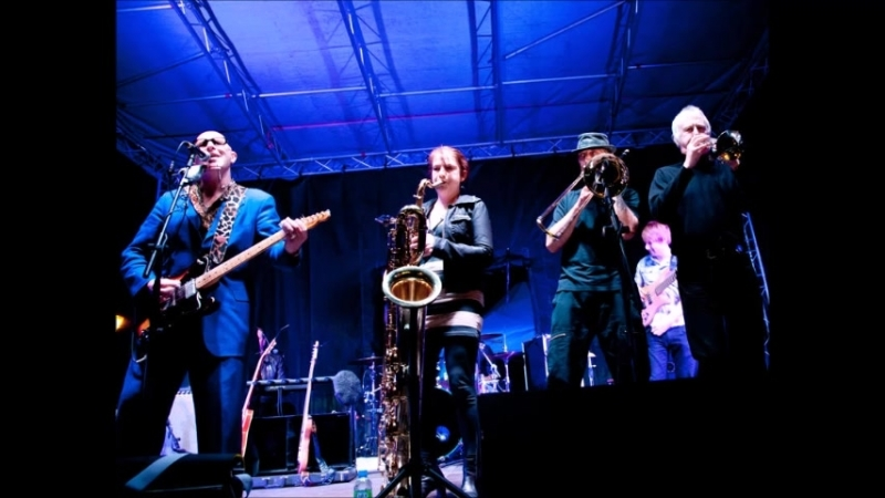 Big Blues Boogie-A Lot Of Living