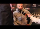 Gasan Umalatov talks upcoming fight with Cathal Pendred at UFC Fight Night Stockholm