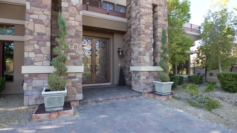 Дом стоимостью $7.000.000. Лас-Вегас