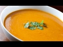 Вегетарианский тыквенный суп пюре