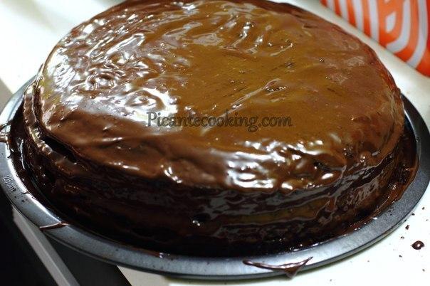 Мега шоколадный торт 1 торт 26 см Ингредиенты: • 200