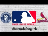 San Diego Padres vs St. Louis Cardinals 11.06.2018 AL MLB 2018 (13)