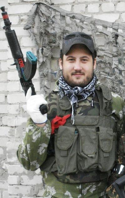 Андрей Вилков, 10 апреля , Тольятти, id4516535