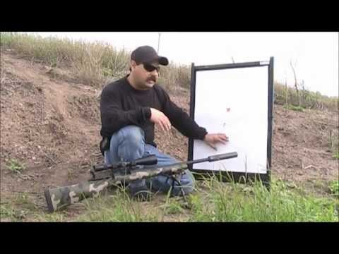 Suppressed Remington AAC SPS Point of Impact Change