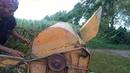 Digital Paddy Threshing Machine
