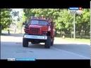 ГТРК СЛАВИЯ Пожарные учения в Киноцентре 10 08 18