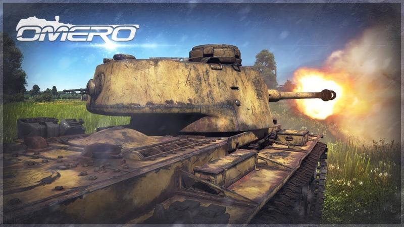 СОВЕТСКО-НЕМЕЦКОЕ ЧУДО! Всё ли хорошо у KV-1B 756(r)   War Thunder