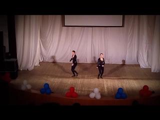Шоу восточного танца. Иранский танец Дабка. (ДВОРЕЦ ПИОНЕРОВ - г.Ижевск 25.02.2017г.)