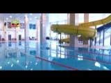 Детские тренировки по плаванию в Центре Красоты и Здоровья отеля Victoria