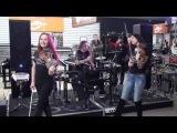 Мастер-класс: Валерий Фомин демонстрирует электронные ударные Roland
